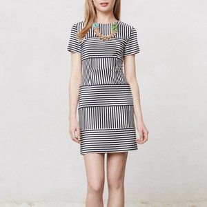 Anthropologie whit two dress